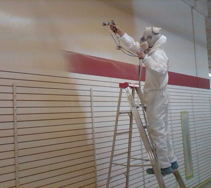 Commercial Painting-South Florida Popcorn Ceiling Removal-We offer professional popcorn removal services, residential & commercial popcorn ceiling removal, Knockdown Texture, Orange Peel Ceilings, Smooth Ceiling Finish, and Drywall Repair