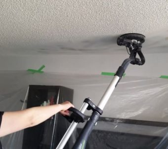 Commercial Popcorn Ceiling Removal-South Florida Popcorn Ceiling Removal-We offer professional popcorn removal services, residential & commercial popcorn ceiling removal, Knockdown Texture, Orange Peel Ceilings, Smooth Ceiling Finish, and Drywall Repair