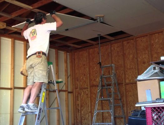Dry Wall Installation-South Florida Popcorn Ceiling Removal-We offer professional popcorn removal services, residential & commercial popcorn ceiling removal, Knockdown Texture, Orange Peel Ceilings, Smooth Ceiling Finish, and Drywall Repair