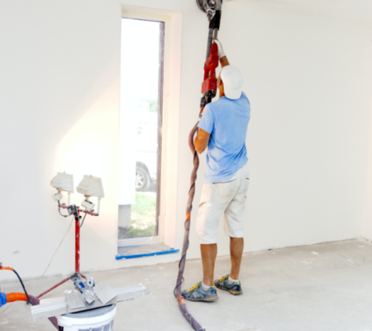 Fontainebleau-South Florida Popcorn Ceiling Removal-We offer professional popcorn removal services, residential & commercial popcorn ceiling removal, Knockdown Texture, Orange Peel Ceilings, Smooth Ceiling Finish, and Drywall Repair