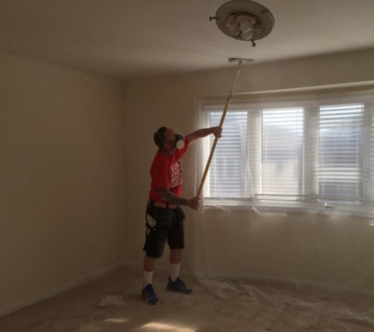 Miami-Dade County-South Florida Popcorn Ceiling Removal-We offer professional popcorn removal services, residential & commercial popcorn ceiling removal, Knockdown Texture, Orange Peel Ceilings, Smooth Ceiling Finish, and Drywall Repair